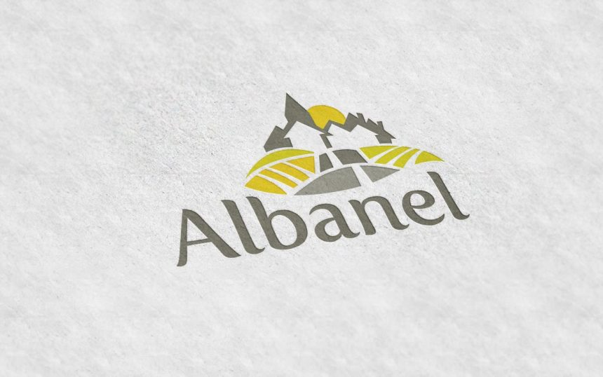 Albanel logo Panache communication